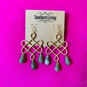 Southern Living Stone Earrings